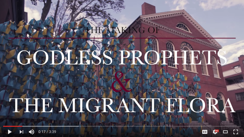 darkest hour the making of godless prophets & the migrant flora webisodes